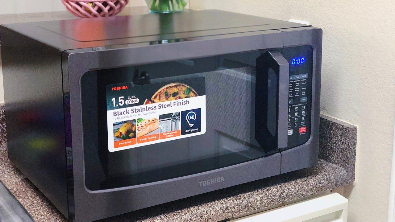 5分钟搞定一顿饭,10分钟烤个蛋糕,不能当烤箱的微波炉不是好微波炉