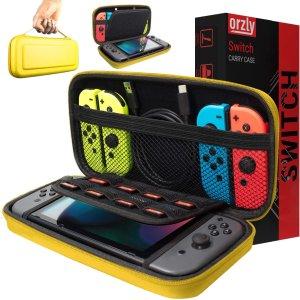 $44.99收万能收纳包Orzal Nintendo Switch Lite收纳包套组 全方位保护你的小可爱