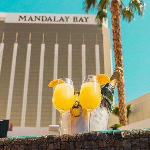 拉斯维加斯4星级曼德拉海湾 综合度假酒店好价