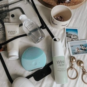 Extra 25% OffWith Foreo Purchase @ anthropologie