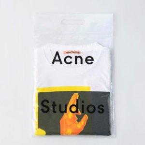 低至2折+首单8.5折Acne Studios 极简风美衣、配饰热卖