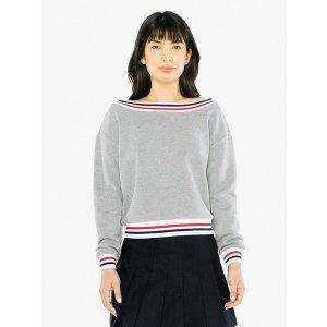 American ApparelHeavy Terry Sport Sweatshirt   American Apparel