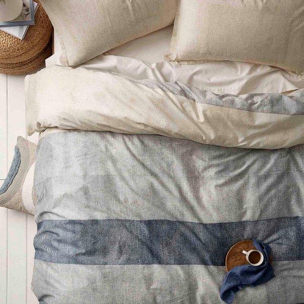 牛仔风 被套+枕套