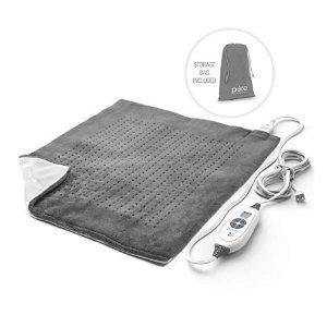 $32.99 (原价$44.99) 包邮闪购:Pure Enrichment 理疗热敷垫 XXL 超大款 6种温度调节
