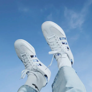 低至6折+无门槛包邮adidas官网 特价区上新推荐 PostMove小白鞋$56收 码全