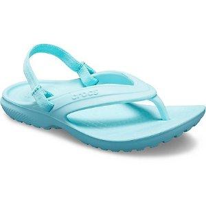 Crocs儿童人字拖凉鞋, 3色选