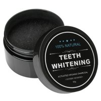 Iwotou teeth Whitening 活性炭天然牙齿美白粉