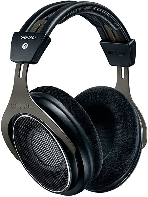 SRH1840 Professional Open Back Headphones (Black)