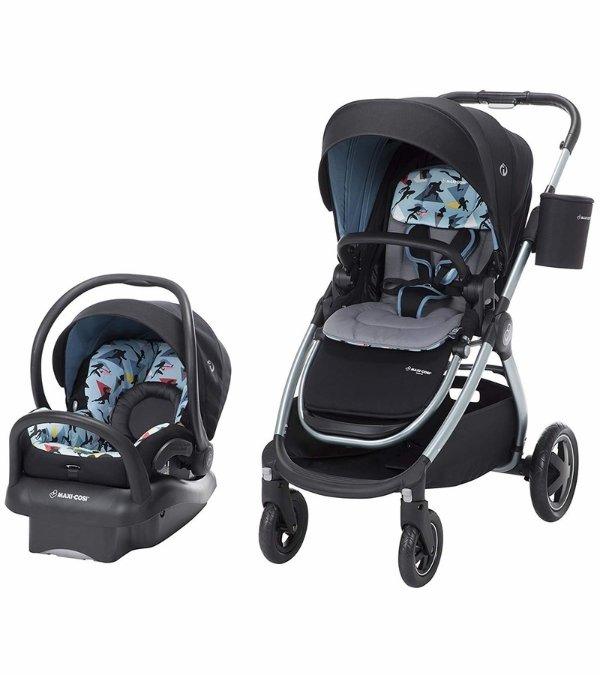 Adorra 童车+婴儿安全座椅旅行套装