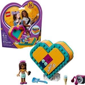 LegoFriends系列 Andrea 心形盒子 41357