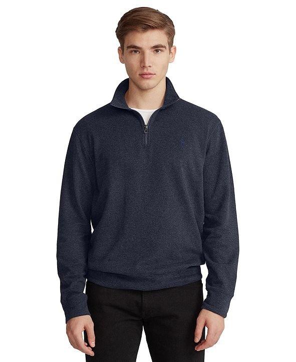 Men's Jersey Quarter 卫衣