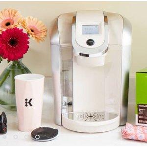 最高立省$60母亲节好礼套装!Keurig官网咖啡机及胶囊享优惠