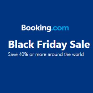 低至6折 $8/晚起黒五价:Booking 黑五大促 世界热门目的地酒店抄底价