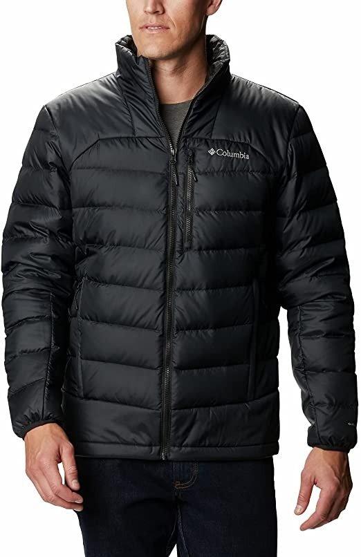 Columbia 男款羽绒夹克 700蓬松度