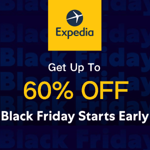 black friday expedia deals