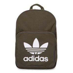 Adidas经典三叶草背包