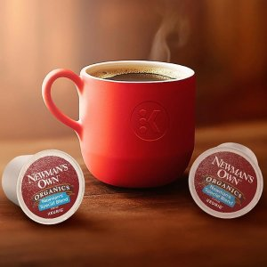 $37.99Newman's Own Organics Special Blend K-Cup Pods, 100 ct.