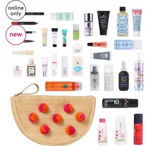 Platinum Exclusive!FREE 33 Pc Beauty Bag with any $150 online purchase@ULTA