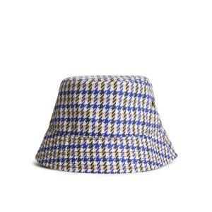 arket格纹渔夫帽