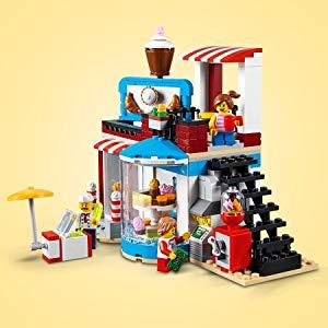 低至$6.99  封面款史低半价$20史低价:LEGO 创意百变 Creator 系列 积木特卖