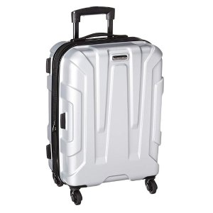 $79.99Samsonite Centric Expandable Hardside Luggage with Spinner Wheels