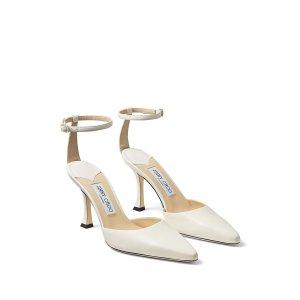 Jimmy ChooMair 90mm ankle-strap 高跟鞋