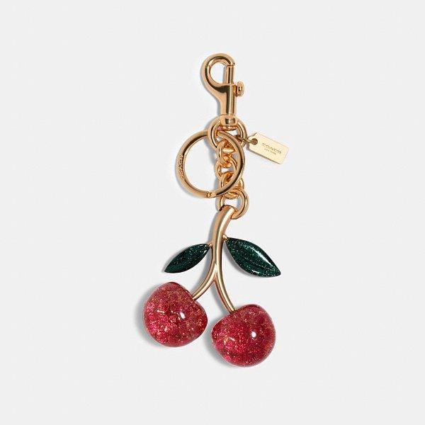 樱桃钥匙扣包挂