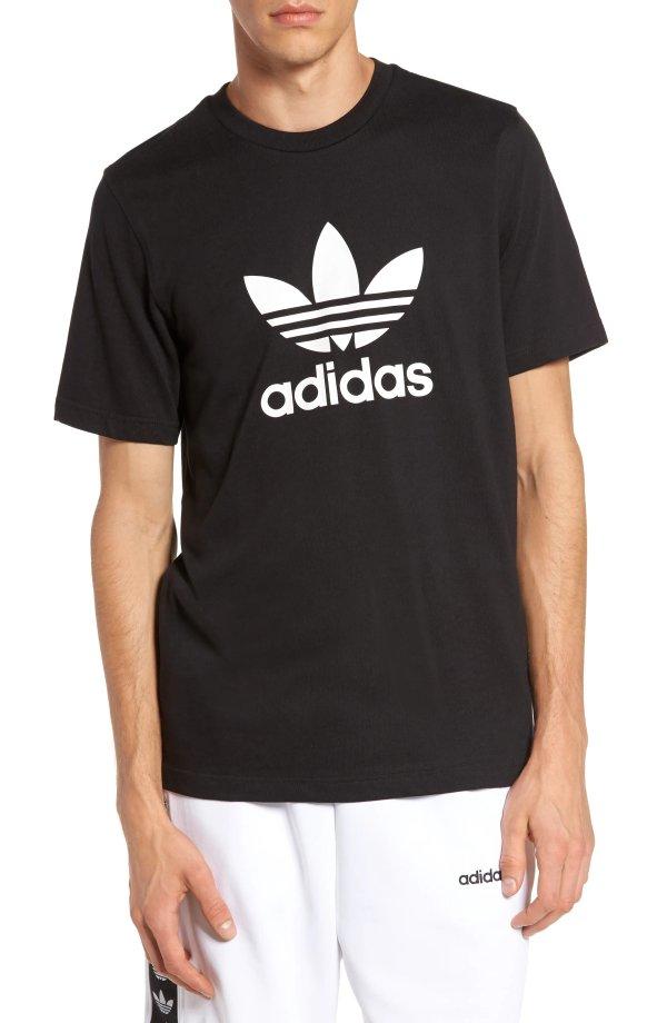 Trefoil T恤