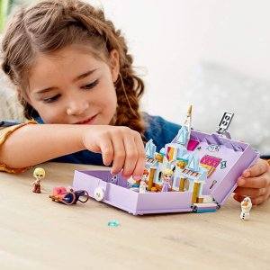 As low as $15.99Amazon LEGO Disney Princess Building Kit