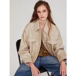 [Exclusive] Oversize 外套夹克