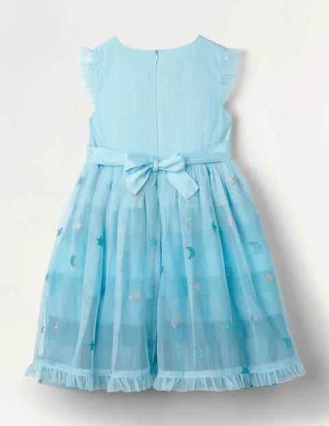 女孩礼服裙