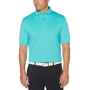 Mens Cooling Micro Hex Polo