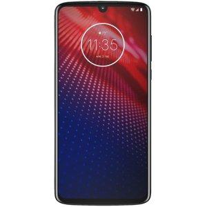 $0.83每月Motorola Moto Z4 128GB 智能手机 Verizon 新账号或新线路