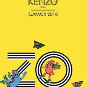 Up to $275 OffKid's Kenzo @ Saks Fifth Avenue