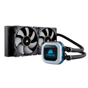 CorsairHydro Series™ H100i PRO RGB Liquid CPU Cooler