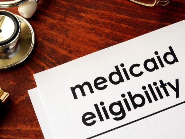 白卡 Medicaid 美国医疗补...