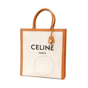 Celine帆布托特包