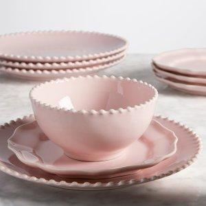 低至5折+額外8折+包郵Arhaus 高端精品手工陶瓷餐具、水晶玻璃杯具等熱賣