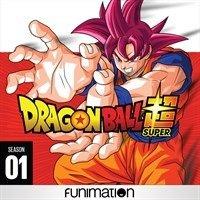 Dragon Ball Super 龙珠超 第一季 英语配音