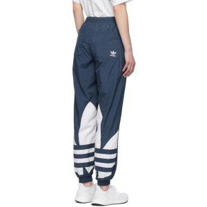 adidas Originals大 logo 休闲裤