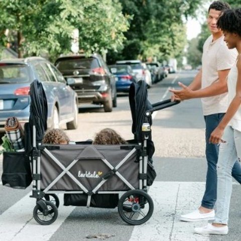 20% OffLarktale Caravan Stroller Wagon Sale
