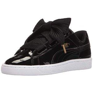 b24678cb42e4c PumaFrom $34.99Women's Basket Heart Patent Wn's Fashion Sneaker