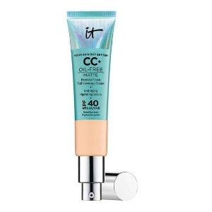 CC霜-无油 SPF40