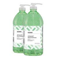 Solimo 芦荟除菌洗手液超大瓶2L装 x 2瓶