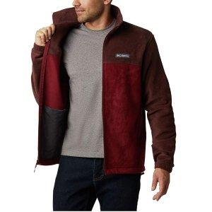 $19.86 (原价$26.93)Columbia 男士抓绒外套特卖 反季囤货超划算
