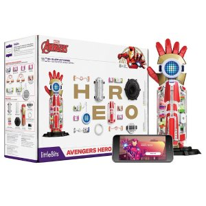littlebitsAvengers Hero Inventor Kit