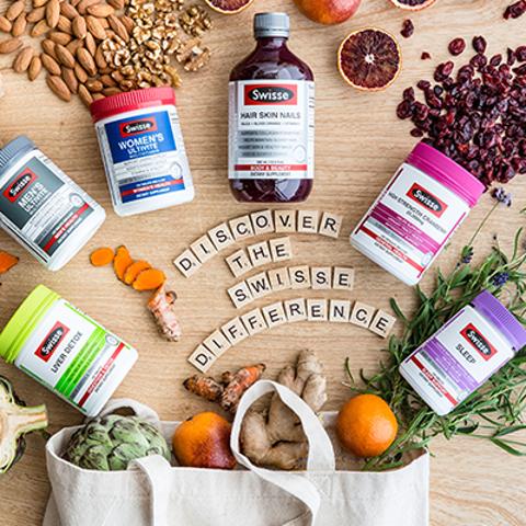 低至$9.4 包邮 血橙胶原蛋白有货Swisse 保健品热卖 收美白葡萄籽、高含量蔓越莓精华