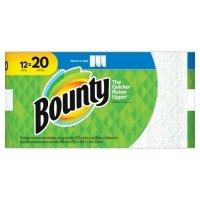 Bounty 厨房纸巾12大卷