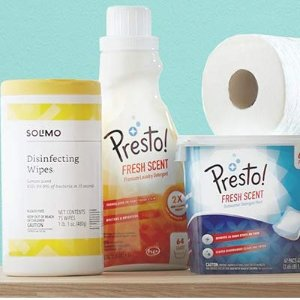 25% Off Prime Members OnlyAmazon Cleaning Essentials on Sale