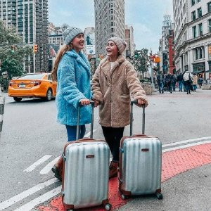 低至5折 收峰峰同款新秀丽 Aspero、Lite box、Evoa等系列行李箱大促